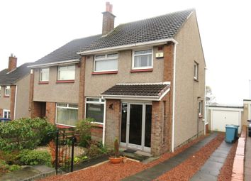 Thumbnail 3 bed semi-detached house for sale in Tummel Drive, Airdrie