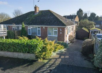 Thumbnail 2 bed semi-detached bungalow for sale in Colins Walk, Scotter, North Lincolnshire