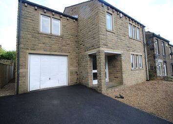 Thumbnail 5 bed detached house for sale in Stainland Road, Barkisland, Halifax