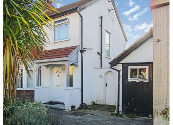 Thumbnail 3 bed semi-detached house for sale in Trafford Park, Penrhyn Bay