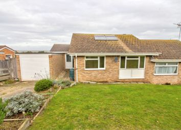 Thumbnail 3 bed bungalow for sale in Kingfisher Close, Seasalter, Whitstable