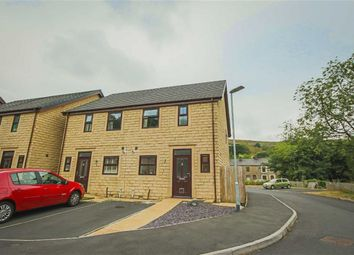 Thumbnail 3 bed semi-detached house for sale in Bridgewood Close, Rawtenstall, Lancashire