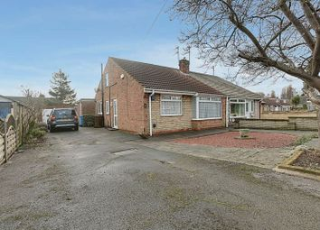 Thumbnail 2 bed semi-detached bungalow for sale in Norrison Avenue, Hull
