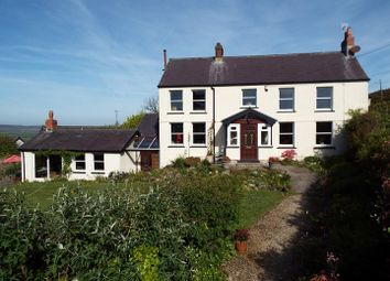 Thumbnail 4 bed detached house for sale in The Firs, Reynoldston, Gower, Swansea
