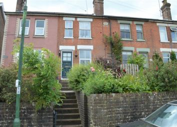 Thumbnail 3 bed terraced house for sale in Western Road, Crowborough