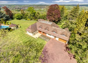 Thumbnail 6 bed detached house for sale in Winter Hill, Cookham Dean, Berkshire
