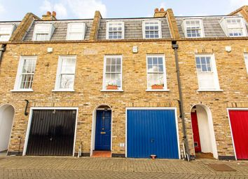 Thumbnail 3 bedroom mews house for sale in Tredegar Mews, London