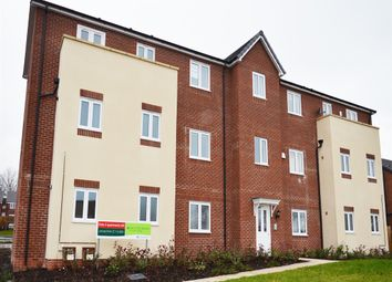 "Thumbnail 2 bedroom flat for sale in ""2 Bedroom Apartment"" at Greenside Way, Walsall"