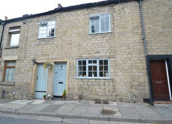 Thumbnail 3 bed terraced house for sale in Water Street, Bollington, Macclesfield, Cheshire