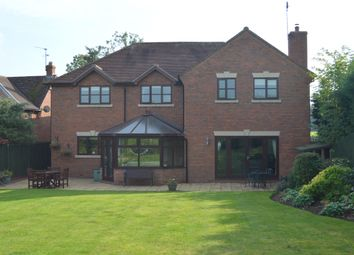 Thumbnail 5 bed detached house to rent in Pit Hill, Bubbenhall, Coventry