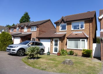 Thumbnail 3 bed detached house for sale in Ireton Close, Thorpe St. Andrew, Norwich