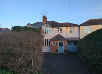 Thumbnail 4 bed semi-detached house for sale in Winchester Road, Countesthorpe, Leicester, Leicestershire