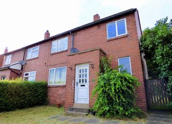 Thumbnail 3 bed semi-detached house for sale in Castle Road, Rothwell