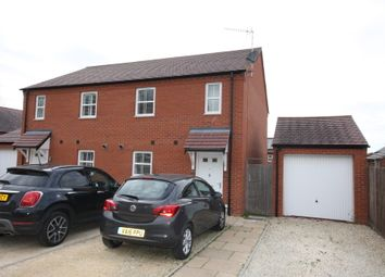 Thumbnail 2 bedroom semi-detached house to rent in Farm Close, Stratford Upon Avon