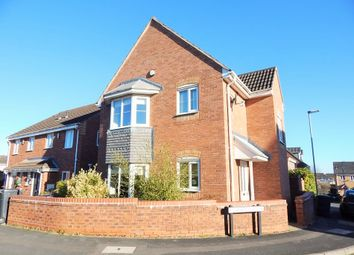 Thumbnail 3 bed detached house for sale in St Johns Close, Burntwood
