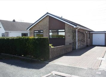 Thumbnail 3 bedroom detached bungalow for sale in Ffordd Crwys, Bangor