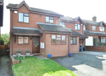 Thumbnail 3 bedroom semi-detached house for sale in Dacer Close, Stirchley, Birmingham