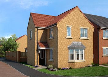 "Thumbnail 3 bedroom property for sale in ""The Canterbury At Thornvale"" at South View, Spennymoor"