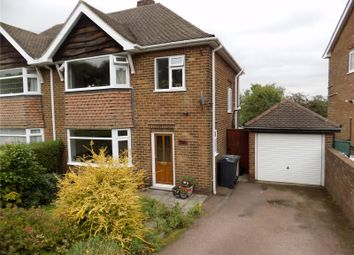 Thumbnail 3 bed semi-detached house for sale in Ashforth Avenue, Heanor, Derbyshire