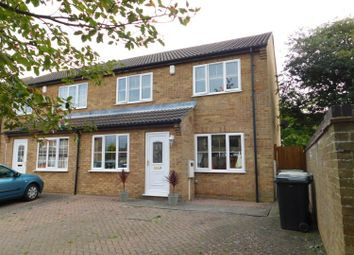 Thumbnail 3 bed semi-detached house for sale in Ramsay Close, Skegness, Lincs