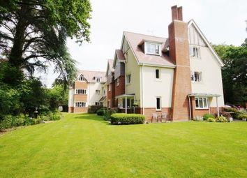 Thumbnail 2 bed flat for sale in Pinehurst Road, West Moors, Ferndown