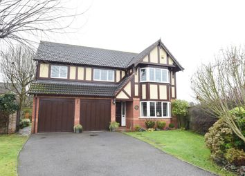 Thumbnail 5 bed detached house for sale in Talland Avenue, Amington, Tamworth