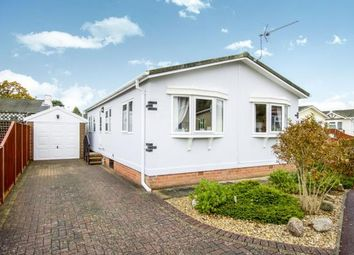 Thumbnail 2 bed mobile/park home for sale in Stopples Lane, Hordle, Hants