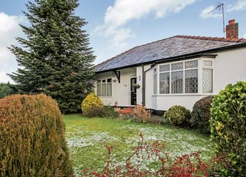 Thumbnail 2 bed detached bungalow for sale in Wharton Bridge, Wharton Road, Winsford