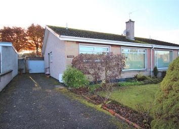 Thumbnail 3 bed semi-detached bungalow for sale in 11 Dornie Place, Lochardil, Inverness