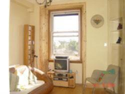 Thumbnail 1 bedroom flat to rent in Robertson Avenue, Gorgie, Edinburgh