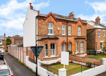 Clive Road, London SE21. 3 bed semi-detached house for sale
