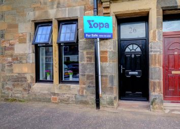 Thumbnail 1 bedroom flat for sale in Commercial Road, Strathaven