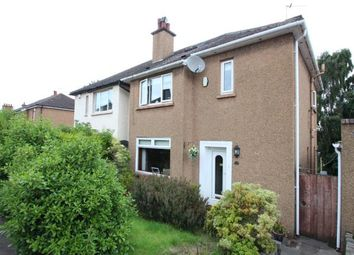 Thumbnail 3 bed semi-detached house for sale in Whitton Drive, Giffnock, East Renfrewshire