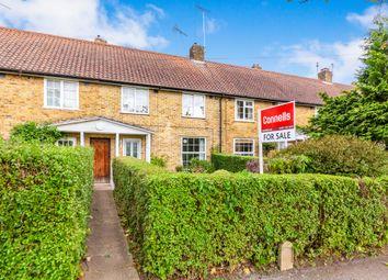 Thumbnail 3 bed terraced house for sale in Mill Green Road, Welwyn Garden City