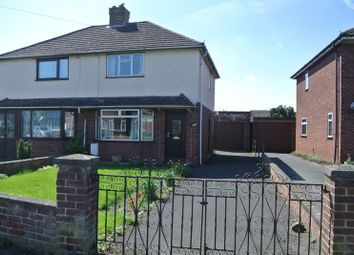 Thumbnail 2 bed semi-detached house for sale in Nine Elms Road, Longlevens, Gloucester