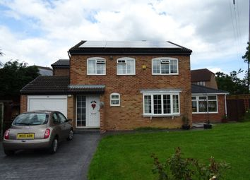 Thumbnail 4 bed detached house to rent in Woodthorpe Glades, Sandal, Wakefield