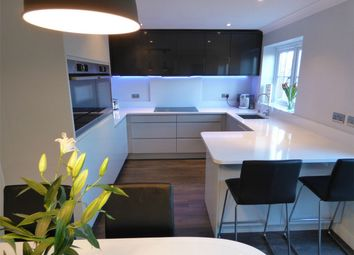 Thumbnail 4 bed town house for sale in Spring Place Court, Mirfield