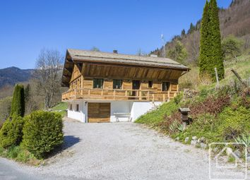 Thumbnail 4 bed chalet for sale in Montriond, Haute Savoie, France, 74110
