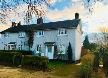 Thumbnail 3 bed semi-detached house for sale in Birdcroft Road, Welwyn Garden City