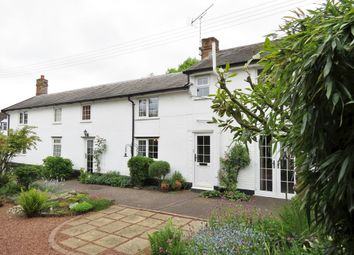 Thumbnail 4 bedroom cottage for sale in The Street, Walsham-Le-Willows, Bury St. Edmunds