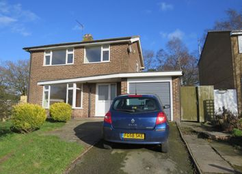 Thumbnail 3 bed detached house to rent in Stamford Drive, Coalville