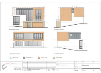 Thumbnail 4 bedroom detached house for sale in Ravine Road, Poole, Dorset