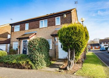 Thumbnail 3 bedroom semi-detached house for sale in Oxman Lane, Greenleys, Milton Keynes