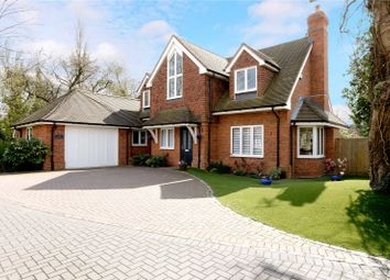 Thumbnail 4 bed detached house for sale in Cedar Grove, Amersham, Buckinghamshire