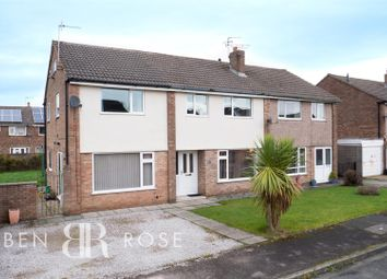 Thumbnail 4 bed semi-detached house for sale in Countess Way, Euxton, Chorley