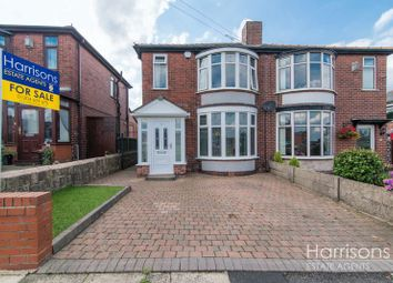Thumbnail 3 bed semi-detached house for sale in Brampton Road, Middle Hulton, Bolton.