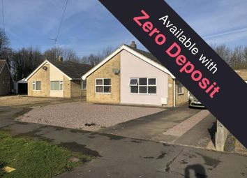 Thumbnail 2 bed bungalow to rent in Elmfield Drive, Elm, Wisbech
