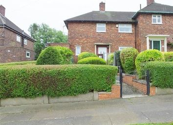 Thumbnail 2 bed semi-detached house for sale in Stradbrooke Drive, Sheffield