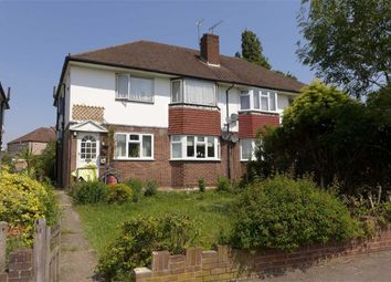 Thumbnail 2 bed maisonette for sale in Mountside, Stanmore, Middlesex