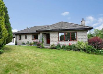 Thumbnail 4 bed detached bungalow for sale in Battock Terrace, Torphins, Banchory, Aberdeenshire